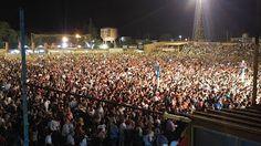 Así Somos: Cierre del festival de Deán Funes a estadio lleno