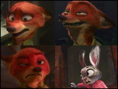 Never pause a movie Hahahahah Paused Disney Movies, Disney Movie Characters, Disney Pixar, Zootopia Nick Wilde, Zootopia Movie, Nick And Judy, Judy Hopps, Interesting Animals, Wrong Time