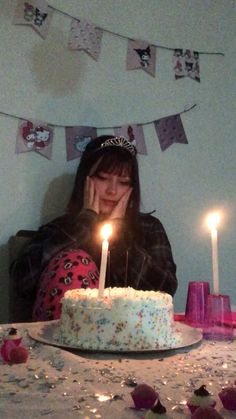 Birthday Goals, Today Is My Birthday, 17th Birthday, Happy Birthday, Birthday Cakes, Birthday Girl Pictures, Birthday Photos, Pastel Grunge, 16th Birthday Decorations