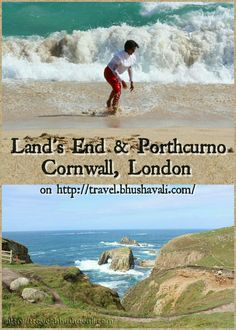 Where the land ends and its just sea as long as you could see!!!... #travelblog #photoblog #travelblogger #ttop #VisitLondon #VisitEngland #Landsend #Cornwall
