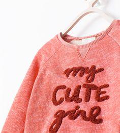 HouzDeco – Interior Design and Home Decor Ideas Sweat Shirt, George Kids, Girls Rules, Zara Kids, Kids Prints, The Bikini, Kids Fashion, Fashion Design, Bikini Fashion