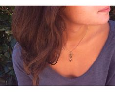 Collar Rita, de piedras semipreciosas | Marandra