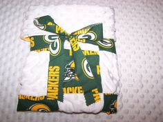 NFL Packers Green Bay Football Team Baby Boy by HodgePodgeBaby