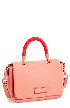 MARC BY MARC JACOBS 'Small Too Hot to Handle' Leather Tote available at #Nordstrom