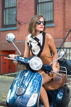 How do you get to work? #mmlafleur