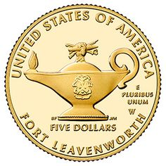 No Longer Available - The 2013 5-Star Generals Commemorative Proof Gold Coin - A handsome coin that is sure to enhance your collection!