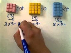 Great Way to Teach Prime and Composite Numbers! Math Manipulatives, Math Multiplication, Numeracy, Fractions, Maths, Math U See, Fun Math, Prime And Composite Numbers, Prime Numbers