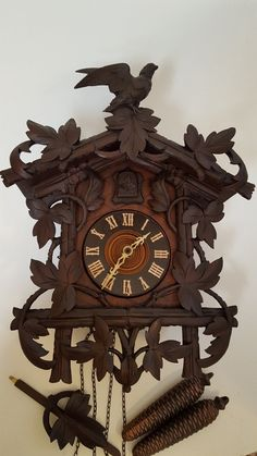 Unusual Cuckoo Clocks antique-cuckoo-clock-appraisal | cool cuckoos | pinterest | cuckoo