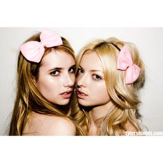 Emma Roberts and Francesca Eastwood Francesca Eastwood, Tyler Shields, Frances Fisher, Trans Gender, Emma Roberts, Clint Eastwood, Girl Crushes, How To Look Better, Girl Fashion