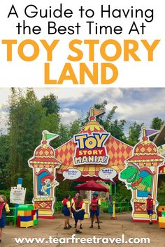 Are you planning on going on a trip to Toy Story Land with your kids? It's definitely always a fun time at Toy Story Land! But before you go, there are a few things you want to know first. These tips are going to help you save time, money, and your sanity while you are visiting Toy Story Land in Disney's Hollywood Studios. Packing List For Disney, Disney Cruise Tips, Disney Hotels, Disney Vacations, Going On A Trip, Hollywood Studios, Disney Food, Fun Time, Toy Story