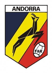 Federació Andorrana de Rugby (FAR - Rugby Europe) Andorra, Badges, Rugby Union Teams, International Rugby, European History, Ferrari Logo, Sports Logo, Team Logo, Football