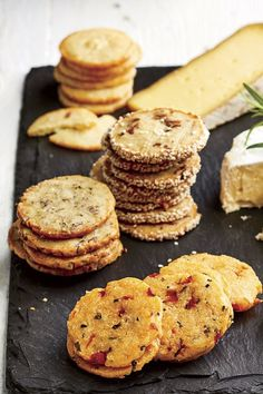 From classic cheddar shortbread crackers to crowd-pleasing party poppers to creamy spinach dip, we've rounded up our most popular appetizers for a crowd. Popular Appetizers, Appetizers For A Crowd, Holiday Appetizers, Food For A Crowd, Appetizer Recipes, Holiday Recipes, Party Appetizers, Shower Appetizers, Southern Living Appetizers