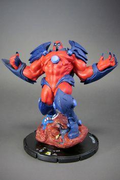 "Marvel HeroClix ""Giant Size X-Men"" #G04 Onslaught - Giant Figure ""Onslaught""(オンスロート)、""Professor X""(プロフェッサーX)が""Magneto""(マグニートー)の精神を破壊した際に出来たエネルギー体。"