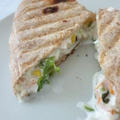 Quesadilla, Winter Food, Smoothies, Sandwiches, Clean Eating, Food And Drink, Pizza, Low Carb, Cooking