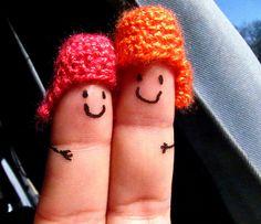 Finger hats
