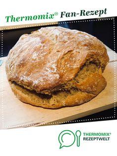Sprudelbrot mit nur 4 Zutaten, vegan, Dinkel von jessie911. Ein Thermomix ® Rezept aus der Kategorie Brot & Brötchen auf www.rezeptwelt.de, der Thermomix ® Community.