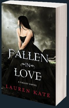 Fallen in Love - Add on to the fallen series, comes out in a few weeks, but I'm not sure if I want to read it before Rapture...
