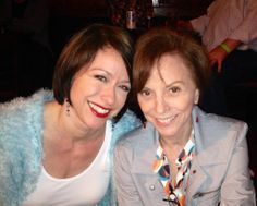 My mom and me! Read more about her recent visit to come see me when I was in LA on my NEW blog!