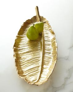 Shop Large Banana Leaf Platter from Michael Aram at Horchow, where you'll find new lower shipping on hundreds of home furnishings and gifts.