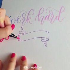 Brush Pen Art, Pens, Friday, Instagram