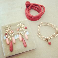 All about coral from Ole Lynggaard Copenhagen and available from www.masterjewellers.com.au #masterjewellers #nature #lotus #gypsy