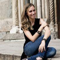 Designer Cristina Ramella. // Cristina Ramella Jewelry