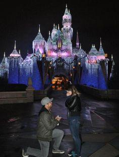 *cough* Future husband read this. *cough* 10 Most Romantic Places To Propose At Disney | TheKnot Blog