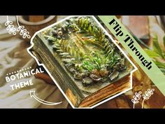 ✧*̣̩ ASMR Botanical Junk Journal Flip Through | Vintage Journal Ideas ✧*̣̩☽ Decorate Journal With Me - YouTube Junk Journal, Journal Ideas, Journal Art, Fabric Flower Tutorial, Fabric Flowers, Fabric Journals, Asmr, Flipping, How To Dry Basil