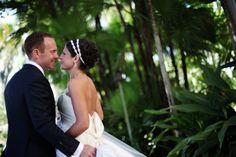 Outdoor Destination Wedding in Florida