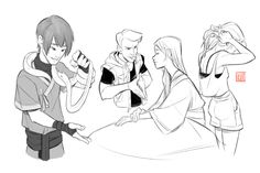 ArtStation - Sketch Till You Wretch, Cassey Kuo