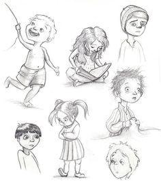 """Résultat de recherche d'images pour """"create a character drawing child"""""""