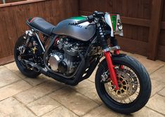 Kawasaki 750 Zephyr Café Racer by Wolf 77 Customs Kawasaki Cafe Racer, Bmw Cafe Racer, Kawasaki Motorcycles, Cafe Racer Build, Cafe Racers, Classic Car Insurance, Best Car Insurance, First Time Driver, Cafe Racer Motorcycle