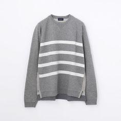 コットン スエットシャツ Pullover, Sweatshirts, Sweaters, Shopping, Design, Fashion, Moda, Fashion Styles, Sweater