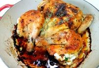 Ricotta Stuffed Chicken. @prouditaliancoo