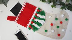 Making your own stocking is a lot of fun and can be the perfect way to surprise someone, especially with the latest tech and gadgets all wrapped up inside.