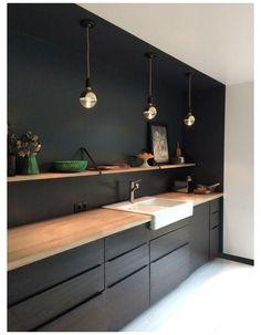 Ikea Kitchen Design, Kitchen Decor, Kitchen Ideas, Kitchen Lamps, Cheap Kitchen, Kitchen Inspiration, Kitchen Fixtures, Kitchen Colors, Awesome Kitchen