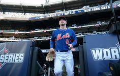 New York Mets Perfect Game 3 Scenario: David Wright 1st-Inning HR
