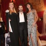 Vip e moda al Palazzo Brancaccio di Roma, Matilde Brandi presenta il Wedding Wonderland 2014