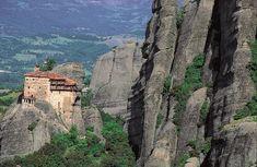 Visit Greece   Meteora