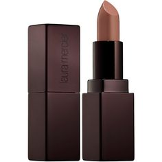 Laura Mercier Crème Smooth Lip Colour Lip ($28) ❤ liked on Polyvore featuring beauty products, makeup, lip makeup, lipstick, beauty, cosmetics, laura mercier lipstick and laura mercier