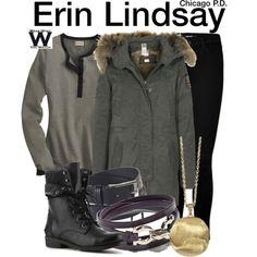 Inspired by Sophia Bush as Erin Lindsay on Chicago P.D.