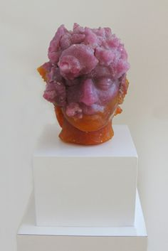 morgan contemporary glass gallery - Images for Micaela Amato - Woman in Euphoric Meditation
