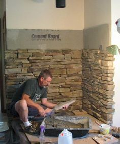 Natural Stone Around Wood Stove Google Search Wood Stove Ideas