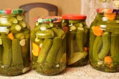 Pickles, Cucumber, Chili, Cookies, Canning, Food, Syrup, Russian Recipes, Chef Recipes