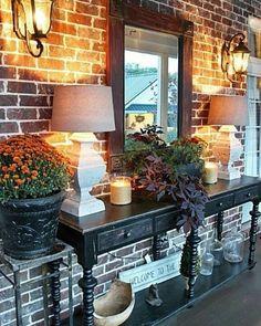 Outdoor Living Spaces ❤️ Porches ~ Patios ~ Outdoor Rooms ~ Outdoor Living ~ Relax Outside ~ Porch Decor ~ Patio Decor ~ Verandas ~ Porch Decorating! Outdoor Rooms, Outdoor Living, Outdoor Decor, Outdoor Lamps, Outdoor Patios, Outdoor Kitchens, Outdoor Areas, Casa Magnolia, Br House