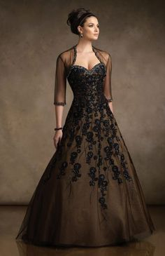 Mother of the Bride Ball Gown R21044 by Rina di Montella at frenchnovelty.com  $1299.99  Maybe it will go on clearance????