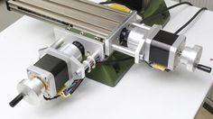 CNC-Umbau Proxxon MF70 - Herberts-Spur N-Projekt