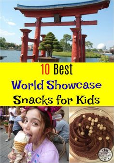 Epcot has a wealth of variety when it comes to food. These are the 10 best Epcot Snacks we've found in our journeys through Future World and World Showcase! Disney World Food, Disney World Planning, Walt Disney World Vacations, Disney World Resorts, Disney Worlds, Disney Travel, Disney World Tips And Tricks, Disney Tips, Disney Snacks