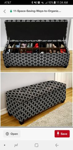 Home Discover Bench with shoe storage - Master bathroom - master closet Diy Furniture Furniture Design Diy Casa Diy Home Home Decor Creative Storage Creative Ideas Shoe Organizer Master Closet Organizar Closet, Diy Casa, Diy Home, Home Decor, Ideas Para Organizar, Home Living, Living Room, Storage Organization, Storage Hacks