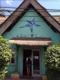 Cheap and chearful but damn good: Bodyworks in Badung, Bali